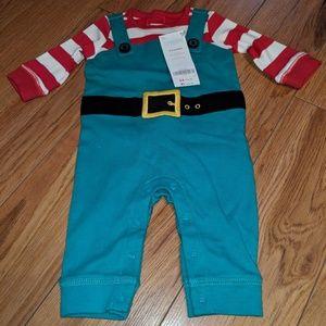 Gymboree elf jumper